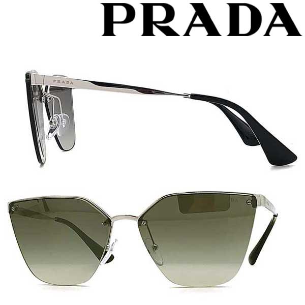 PRADA サングラス UVカット プラダ グラデーションブラック 0PR-68TS-1BC5O0 ブランド