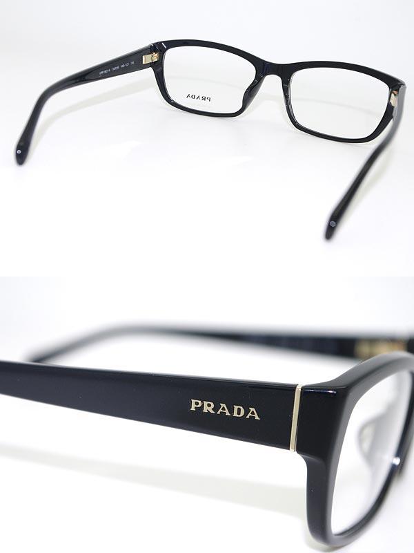 woodnet | Rakuten Global Market: PRADA glasses black Prada glasses ...