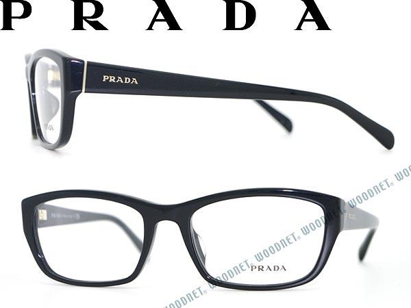 568fcb124aa5 PRADA glasses black Prada glasses frames glasses PR-18OVA-1AB1O1 WN0054  branded/mens ...