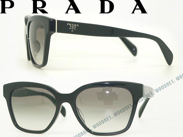 PRADA プラダ グラデーションブラック サングラス PR11SSF-1ABOA7 ブランド/メンズ&レディース/男性用&女性用/紫外線UVカットレンズ/ドライブ/釣り/アウトドア/おしゃれ