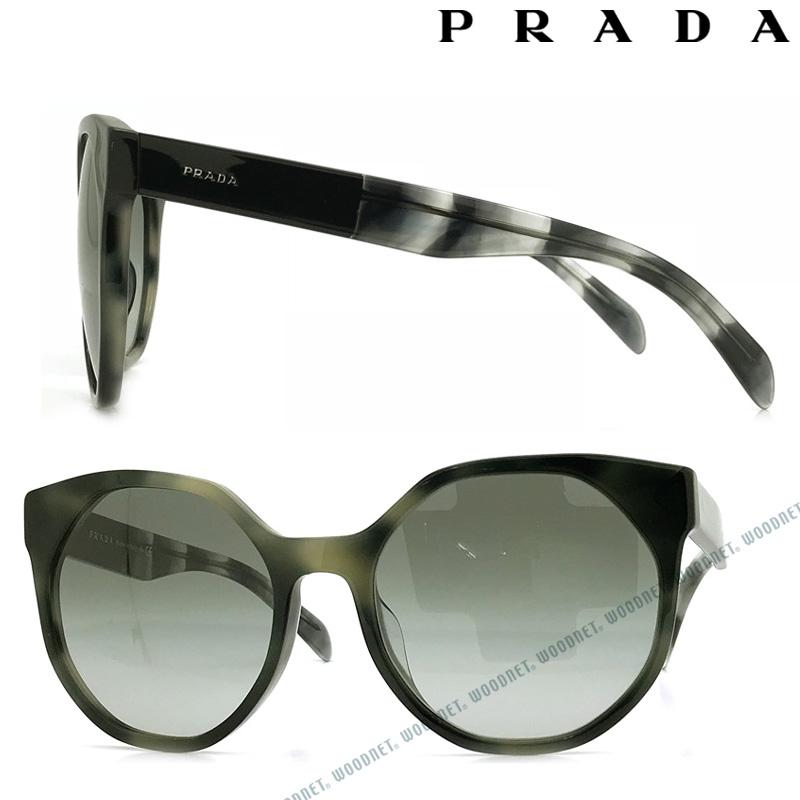PRADA サングラス プラダ メンズ&レディース グラデーションブラック PR11TSF-USI3M1 ブランド