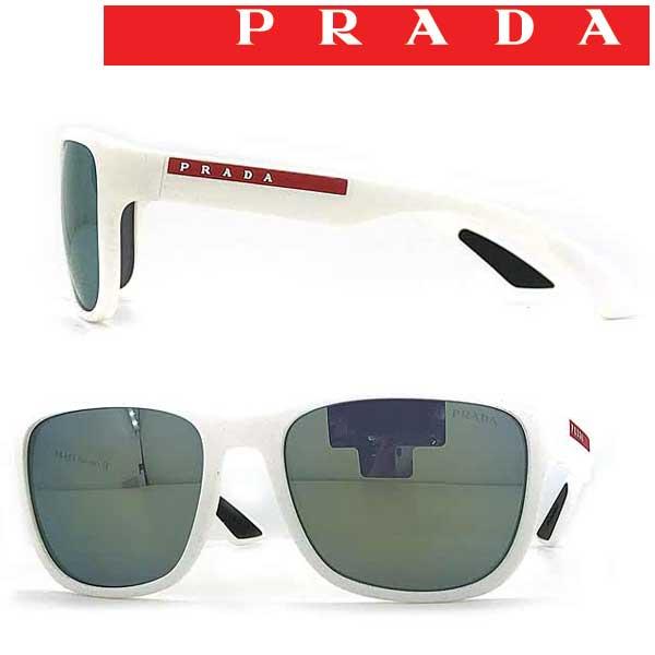 PRADA LINEA ROSSA サングラス メンズ&レディース プラダリネアロッサ グリーンミラー 0PS-01US-TWK4J2 ブランド