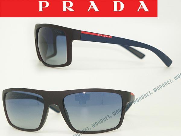 f32fab33139d Prada Linea Rossa sunglasses gradient black PRADA LINEA ROSSA  0PS-02QS-UAW8Z1 branded  ...