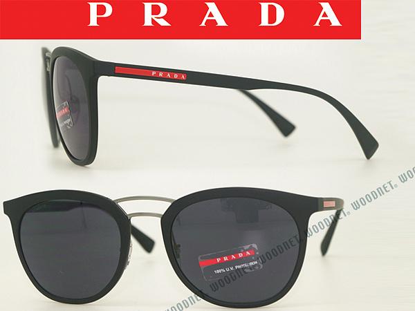 プラダリネアロッサ PRADA LINEA ROSSA サングラス ブラック 0PS-04SS-DGO5SO ブランド/メンズ&レディース/男性用&女性用/紫外線UVカットレンズ/ドライブ/釣り/アウトドア/おしゃれ