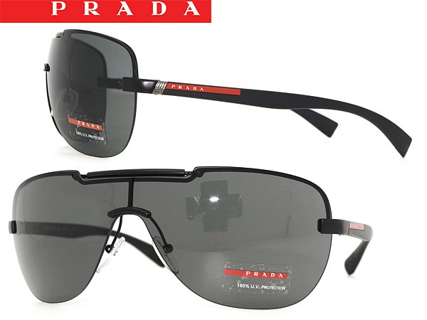 d7cdfc6ef1 woodnet  Sunglasses Prada Linea Rossa black one piece lenses PRADA LINEA  ROSSA 0PS-52NS-1BO1A1 branded mens  amp amp  ladies   men for  amp amp  ...