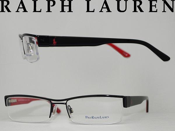 woodnet: Glasses Ralph Lauren black x red POLO Polo RALPH LAUREN ...