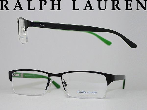 woodnet: RALPH LAUREN glasses black x green Ralph Lauren eyeglass ...