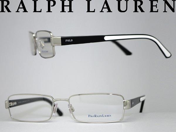 woodnet: Ralph Lauren glasses silver x black RALPH LAUREN eyeglass ...