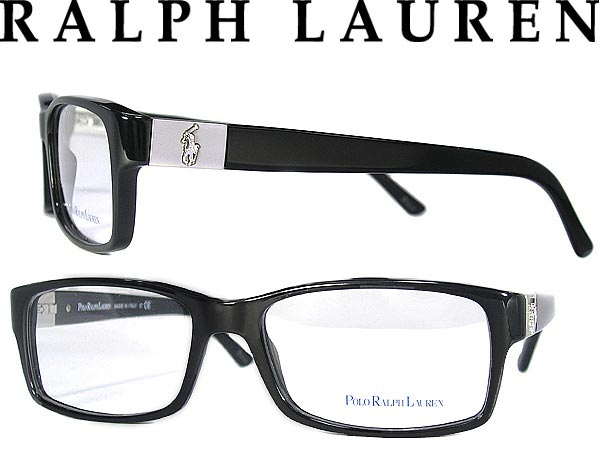 ac91e5e954 Glasses Ralph Lauren eyeglass frames RALPH LAUREN eyewear POLO Polo black  spring hinge 0PH-2046-5001 □ □ price □ □ WN045 branded mens  amp  ...