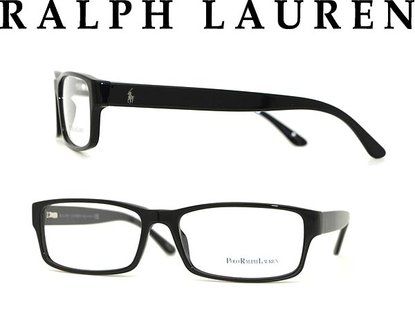 73ba6c7132f Glasses frame Ralph Lauren black POLO Polo RALPH LAUREN eyeglasses glasses  0PH-2065-5001 □ □ price □ □ WN045 branded mens  amp  ladies   men for  amp   ...