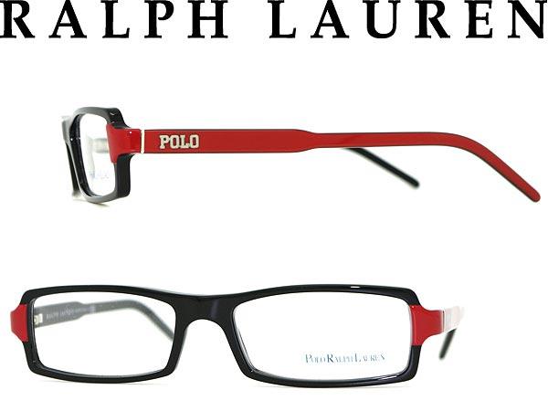 1cc25e280255 RALPH LAUREN eyeglass frame black x red square-Ralph Lauren POLO Polo eyeglasses  glasses 0PH ...