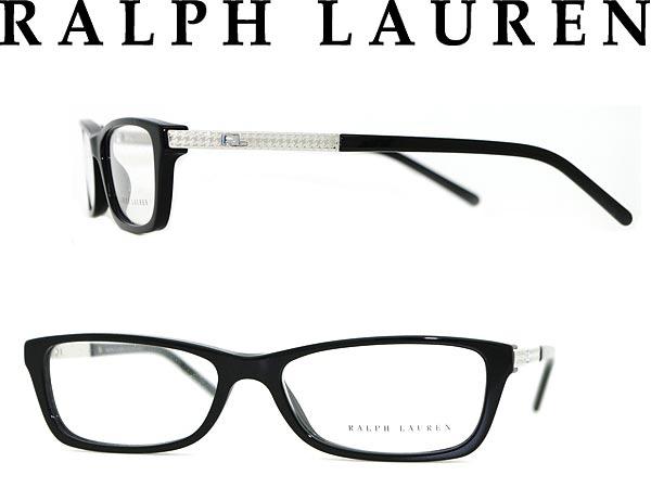 woodnet: Ralph Lauren glasses black x silver RALPH LAUREN eyeglass ...