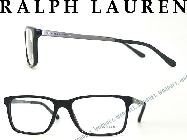 woodnet | Rakuten Global Market: Glasses Ralph Lauren black RALPH ...