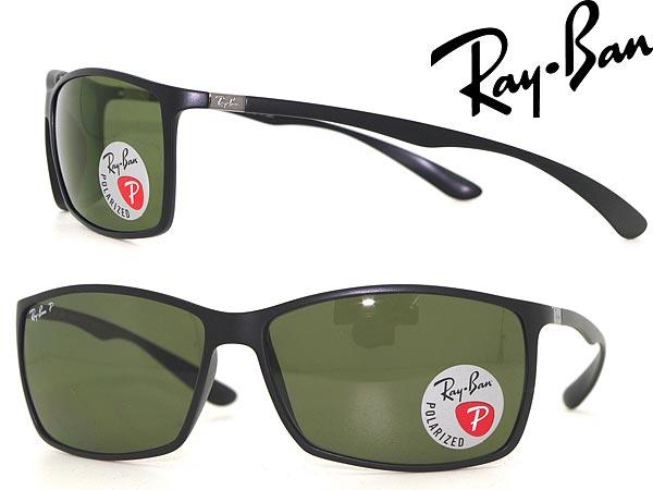 サングラス RayBan ブラックグリーン 偏光レンズ レイバン 0RB-4179-601S-9A ブランド/メンズ&レディース/男性用&女性用/紫外線UVカットレンズ/ドライブ/釣り/アウトドア/おしゃれ