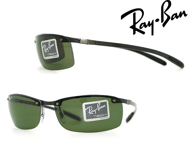 9cb94d1710 woodnet  Ray-Ban sunglasses black green polarized lens RayBan 0RB-8305-082- 9A branded mens  amp amp  ladies   men for  amp amp  woman sex for and ...