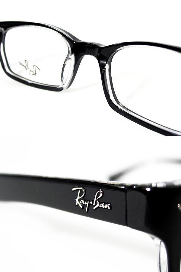 雷雷朋眼鏡眼鏡框眼鏡黑色 0RX-5150-2034年品牌/男士與女士們 / 男子 & 女孩性為,一旦與 ITA 閱讀眼鏡顏色 PC PC 鏡片鏡頭更換為晶狀體置換是 6800 日元 ~