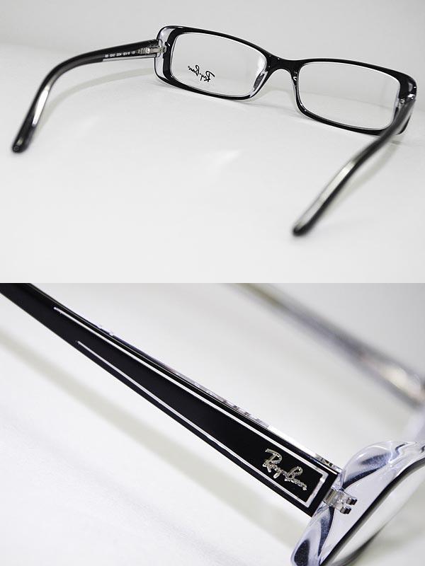 woodnet | Rakuten Global Market: RayBan glasses frame square-black x ...