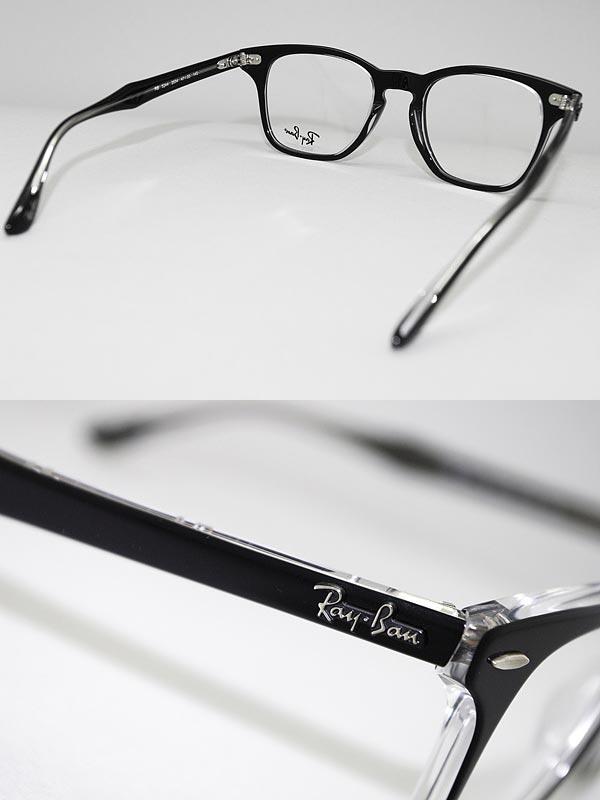woodnet | Rakuten Global Market: RayBan glasses Wellington-black x ...
