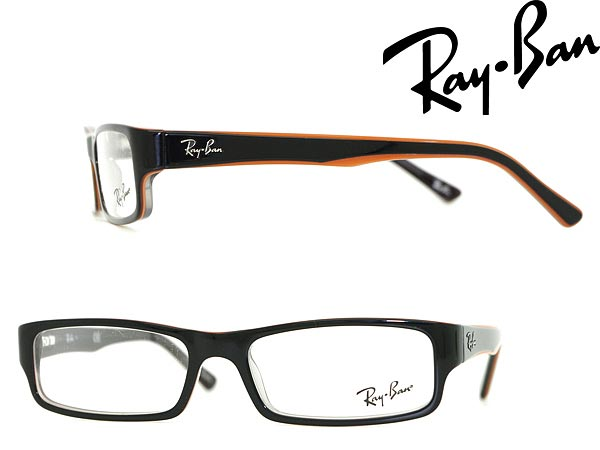 cf7cda4a04fb Ray Ban glasses square type black RayBan eyeglasses frame glasses  0RX-5246-5091 WN 0042 branded mens   ladies   men for   woman sex for and  once with ITA ...