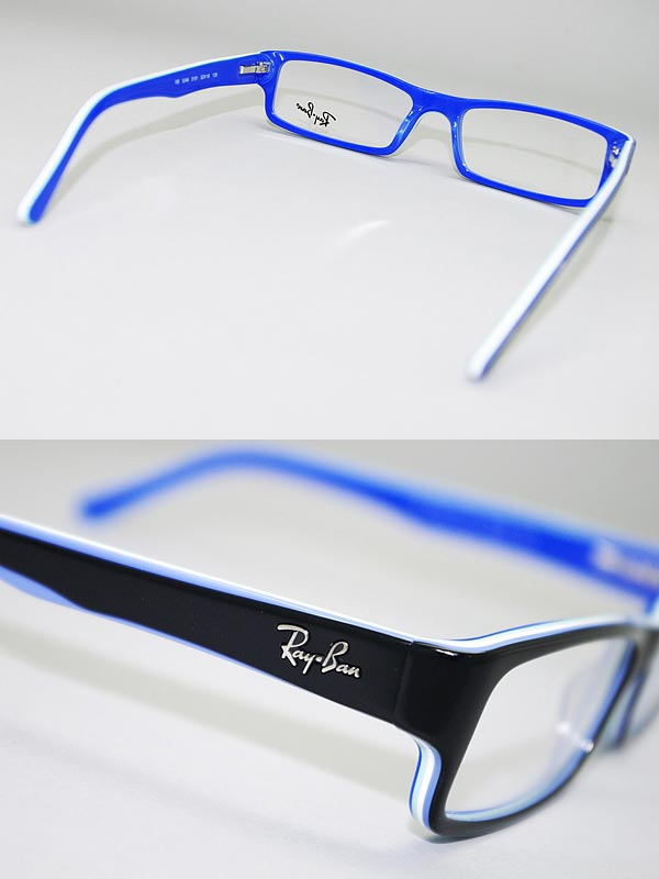 d30a3eba96 RayBan glasses black square-ray ban eyeglass frames eyeglasses 0RX-5246-5151  branded mens   ladies   men for   woman sex for and once with ITA reading  ...