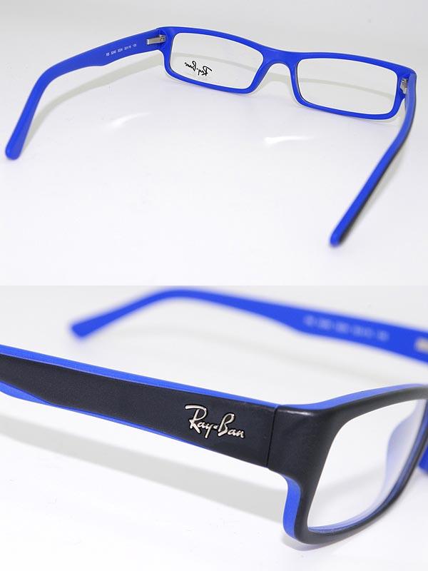 woodnet   Rakuten Global Market: Ray Ban eyeglasses frame Matt Black ...