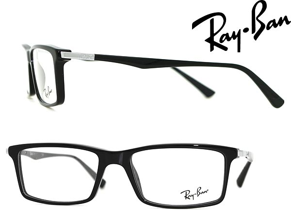 75dfcbb5d9da Glasses RayBan black square-ray ban eyeglass frames glasses 0RX-5269-2000 □  □ price □ □ WN045 branded mens  amp  ladies   men for  amp  woman of for  and ...