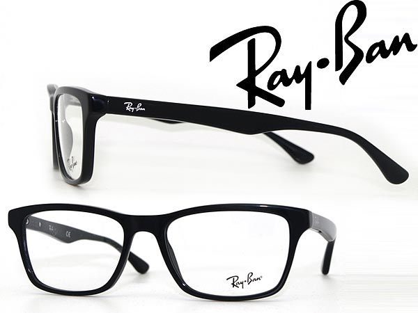 70b8e8fea5 Glasses RayBan black Wellington-Ray Ban eyeglass frames eyeglasses 0RX-5279- 2000 WN 045 branded mens  amp  ladies   man sex for  amp  woman sex for and  once ...