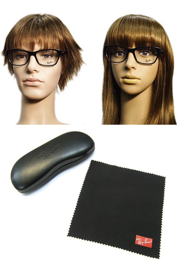 bae9633cf6 ... italy ray ban eyeglass frame black rayban eyeglasses glasses 0rx 5298  2000 branded mens 07f5a c4668