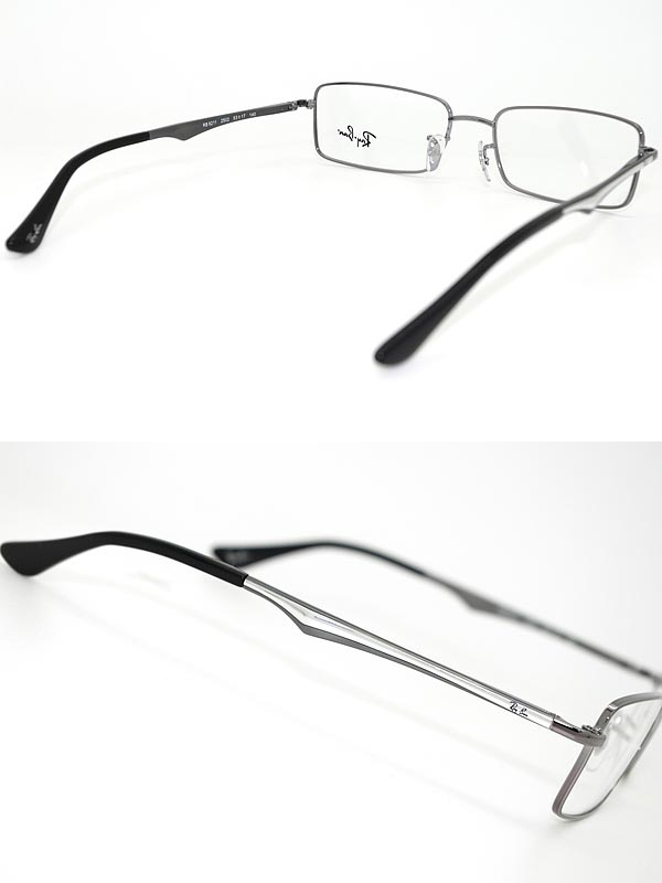 8d3e2fda320f Glasses Ray-Ban silver x silver RayBan glasses frames glasses 0RX-6211-2502  □ □ price □ □ WN0045 branded mens  amp  ladies   men for  amp  ...