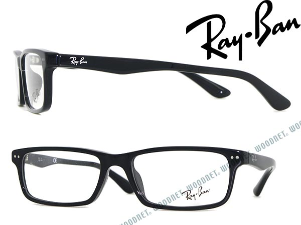 7baf7feffe Glasses Ray-ban black square type RayBan glasses frames glasses  Rx-5277F-2000 WN0054 branded mens  amp  ladies   men for  amp  woman sex  for and once with ...