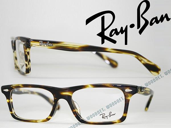 6d7132c02dfc Glasses frame Ray Ban tortoiseshell Brown RayBan eyeglasses glasses  Rx-5301F-5209 □ □ price □ □ WN0045 WN0054 branded mens  amp  ladies   men  for  amp  ...