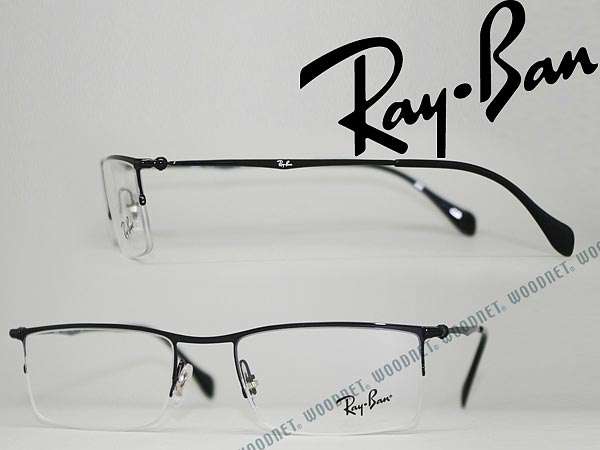 ca7b768de9a5 RayBan glasses frame black nylon type Ray Ban eyeglasses glasses RX-6291- 2509 WN0054 ...