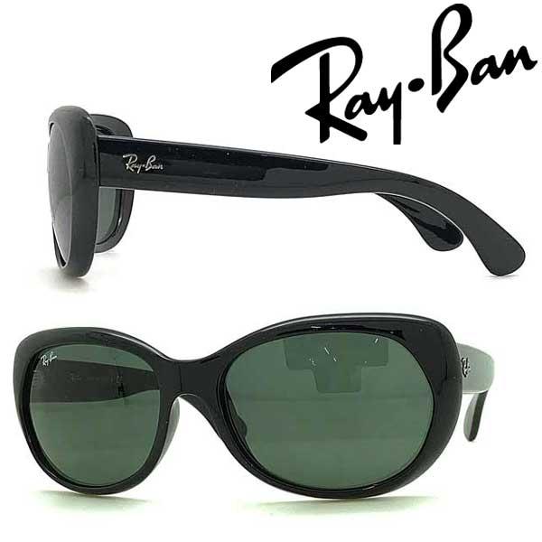 RayBan サングラス レイバン メンズ&レディース グリーンブラック 0RB-4325-601-71 ブランド