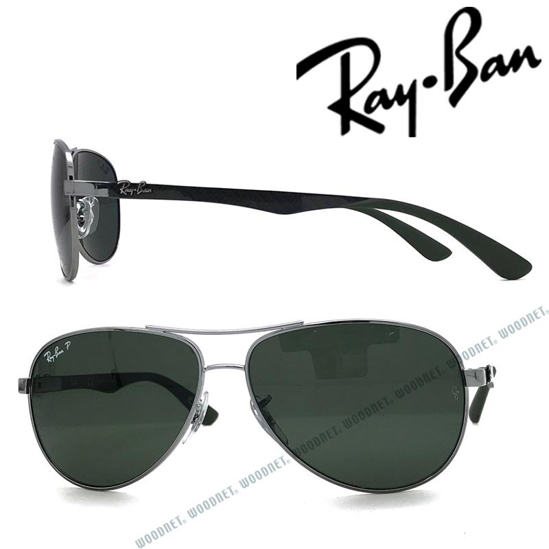 RAYBAN サングラス レイバン メンズ&レディース ブラック ティアドロップ≪偏光レンズ≫ 0RB-8313-004-N5 ブランド