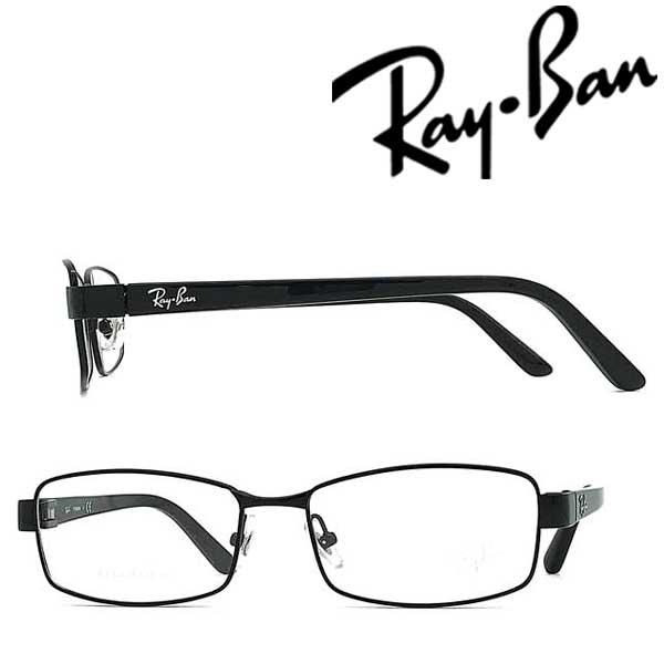 RayBan メガネフレーム レイバン メンズ&レディース ブラック メガネフレーム 眼鏡 RX-8726D-1017 ブランド