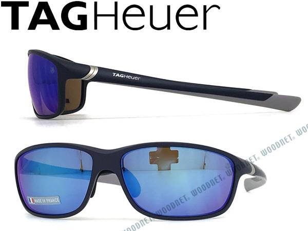 TAG Heuer タグホイヤー サングラス ブルーミラー TH-6021-214 ブランド/メンズ&レディース/男性用&女性用/紫外線UVカットレンズ/ドライブ/釣り/アウトドア/おしゃれ