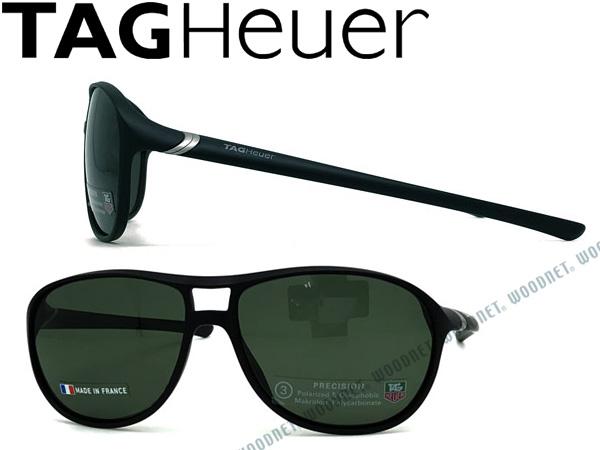 TAG Heuer タグホイヤー サングラス グリーンブラック TH-6043-301 ブランド/メンズ&レディース/男性用&女性用/紫外線UVカットレンズ/ドライブ/釣り/アウトドア/おしゃれ