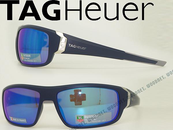 TAG Heuer タグホイヤー サングラス ブルーミラー TH-9221-906 ブランド/メンズ&レディース/男性用&女性用/紫外線UVカットレンズ/ドライブ/釣り/アウトドア/おしゃれ