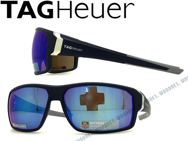 TAG Heuer タグホイヤー サングラス ブルーミラー TH-9223-906 ブランド/メンズ&レディース/男性用&女性用/紫外線UVカットレンズ/ドライブ/釣り/アウトドア/おしゃれ
