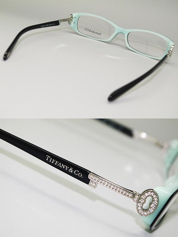 woodnet | Rakuten Global Market: Tiffany glasses frame black Tiffany ...
