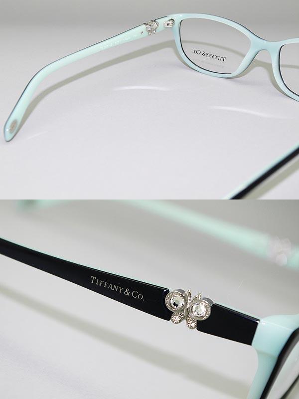 dd043d69bcbb ... Tiffany glasses black x Tiffany blue Tiffany & Co. eyeglass frames  eyeglasses 0 TF ...