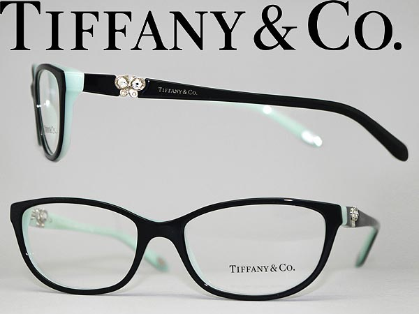 9bcb9995b0e Tiffany glasses black x Tiffany blue Tiffany   Co. eyeglass frames  eyeglasses 0 TF-2051B-8055 WN0042 brand and men s   women s   men s   women    degree with ...