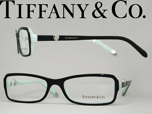 244b4a443856 Tiffany eyeglass frame black × Tiffany blue Tiffany  amp  Co. eyeglasses  glasses 0TF-2061-8055 □ □ price □ □ branded mens  amp  ladies   men for   amp  ...