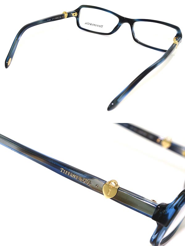 woodnet | Rakuten Global Market: Glasses Tiffany & Co. PC ...
