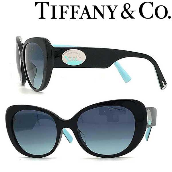 Tiffany & Co. サングラス ティファニー レディース グラデーションブルー TF4153F-80019S ブランド