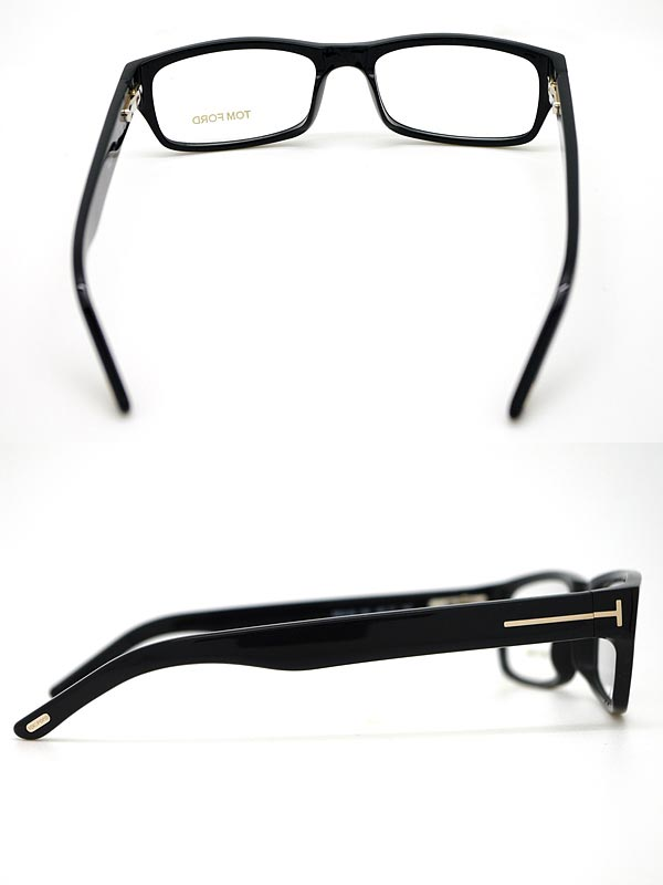 1d01b3148c8 Tom Ford glasses black TOM FORD glasses frames glasses TF-5130-001 branded  mens  amp  ladies   men for  amp  woman sex for and once with ITA reading  glasses ...