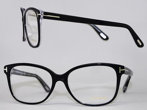 woodnet | Rakuten Global Market: Tom Ford eyewear frame black x ...