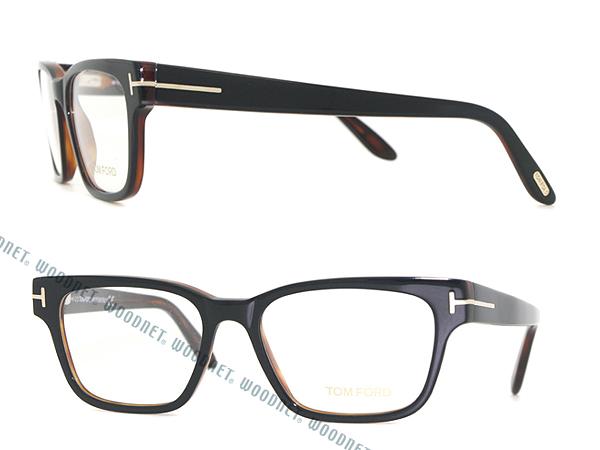 眼鏡 TOM FORD ブラック トムフォード メガネフレーム めがね TF-5288-005 ブランド/メンズ&レディース/男性用&女性用/度付き・伊達・老眼鏡・カラー・パソコン用PCメガネレンズ交換対応/レンズ交換は6,800円~