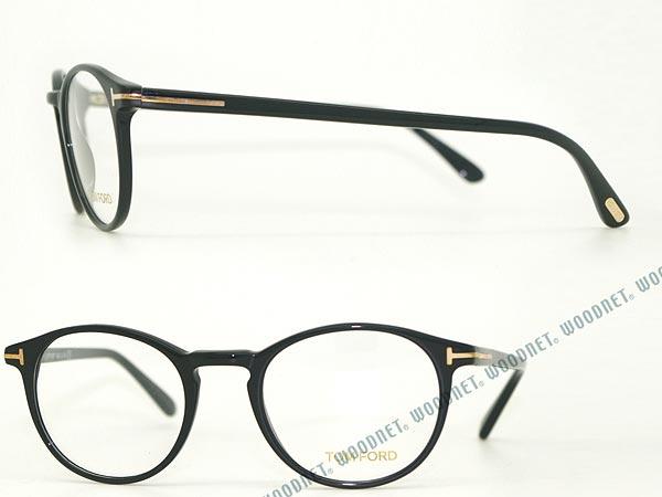 TOM FORD トムフォード 眼鏡 めがね ブラック メガネフレーム TF-5294-001 ブランド/メンズ&レディース/男性用&女性用/度付き・伊達・老眼鏡・カラー・パソコン用PCメガネレンズ交換対応/レンズ交換は6,800円~