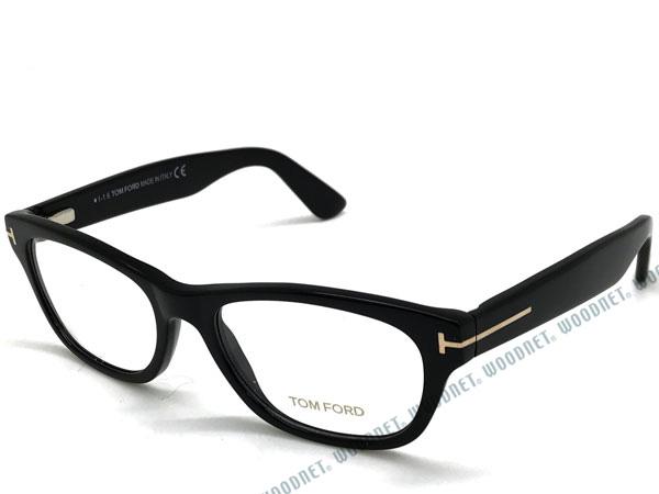 TOM FORD トムフォード 眼鏡 めがね ブラック メガネフレーム TF-5425-001 ブランド/メンズ&レディース/男性用&女性用/度付き・伊達・老眼鏡・カラー・パソコン用PCメガネレンズ交換対応/レンズ交換は6,800円~